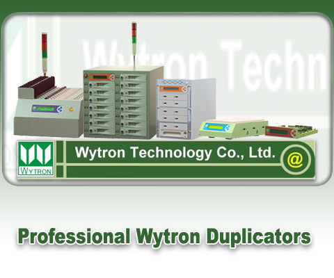 Wytron Professional Duplicators